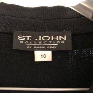 St John Navy Jacket